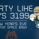 New Year's Eve Outer Space Bash!