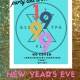 Party like it's 1999 New Years Eve Party!