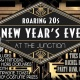 Roaring 20s NYE Party with Clever Girl and Rachel Hillman Trio
