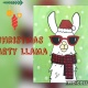 Christmas pARTy Llama