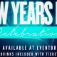 Clutch Bar NYE 2019! ALL Drinks Included With Entry Fee
