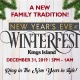 New Year's Eve at Kings Island's WinterFest