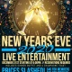 New Years Eve Party w/ Live Entertainment