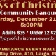 Joys of Christmas Community Banquet