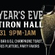 New Year's Eve at Flatiron Hall