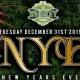Whiskey Garden New Years Eve 2020