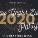 New Year's Eve Party at Flytrap Brewing!