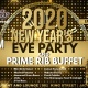 Jazzy's New Year's Eve Party and Buffet