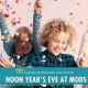 Noon Year's Eve: 2020 Kick-Off