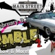 Rumble on Main Street Car Show and music with HAYFIRE