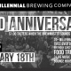 Millennial 3rd Anniversary Party!