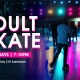 Sunday Rewind Adult Skate Nights