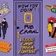 Dallas - 'How You Doin?' Trivia Pub Crawl - $10,000+ IN PRIZES!