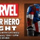 Marvel Super Hero ™ Night joins forces with CFV NICU!