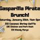 Gasparilla Pirate Brunch!