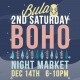 BULA 2nd Saturday's Boho Night Market