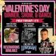 Valentine's Day Dinner, Show, & Dance
