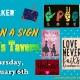 Valentine's Day Design A Sign at Joyce's Tavern w Yaymaker 21+