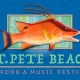 St. Pete Beach Seafood & Music Festival 2020