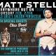 Matt Stell live at Wild Greg's Saloon Pensacola