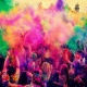 Saturday March 7th - NYCs Biggest Festival of Colors Holi Party