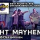 Midnight Mayhem at Hard Rock Daytona Saturday 2/22!