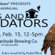6th Annual Pints and Predators at First Magnitude Brewing Co.