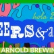 Beers & Art at Saint Arnold Brewing Co.