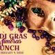 Mardi Gras & Mimosas Brunch