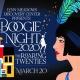 Boogie Night 2020 - The Roaring Twenties