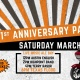 Fort Worth Harley 1st Anniversary Party