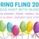 Harvest Spring Fling 2020 30,000+ Eggs