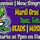 14th Annual Flagler Avenue Mardi Gras Parade