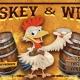 Whiskey & Wings Bar Crawl - Tampa