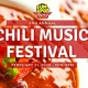 2nd Annual Chili Music Festival