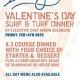 Valentine's Day Dinner at Izzy's