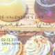 PRE-Valentine's Day Cupcake Pairing