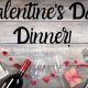 Valentine's Day Dinner!