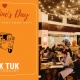 Valentine's Day at Tuk Tuk Thai Food Loft