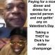 Valentine's Day at Dick's Last Resort