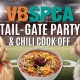 Puppy Bowl Tail-Gate Party & Chili Cook Off