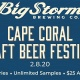 Cape Coral Craft Beer Festival at Big Storm Brewery