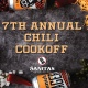7th Annual Sanitas Brewing Chili Cookoff