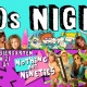 90s Night at Bohemian Biergarten