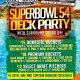 Superbowl 54 Deck Party at The Boathouse Fort Myers