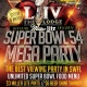 Super Bowl 54 Mega Party at The Lodge