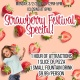 School's Out! Strawberry Festival!