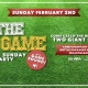 THE BIG GAME! Sunday Watch Party at The Wharf Miami