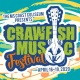 28th Annual Crawfish Music Festival