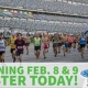 2020 Daytona Beach Half Marathon weekend
